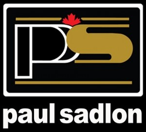PAul saldon logo and name