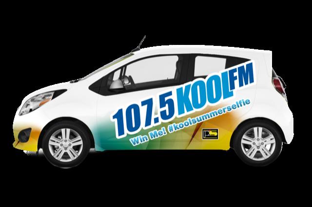 Koolsummerselfie | 107 5 Kool FM