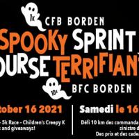CFB Borden Spooky Sprint