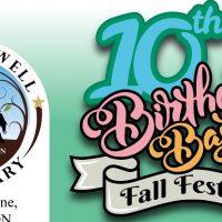 Wishing Well Sanctuary Birthday Bash & Fall Festival